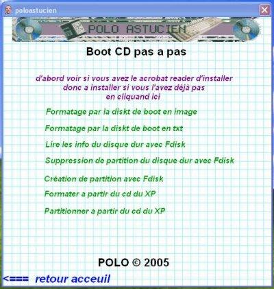 interface cd-rom PoloAstucien 1.0