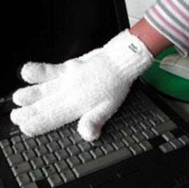 nettoyage au gant