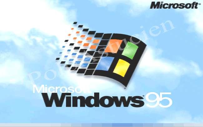 démarrage du Windows