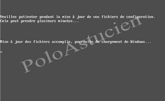 chargement des fichiers
